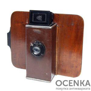 Фотоаппарат мультипликатор Любимова 1938 год