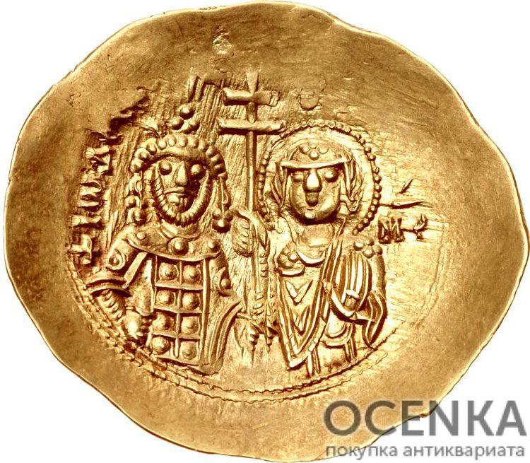 Золотой иперпир Византии, Иоанн II Комнин, 1118-1143 год - 1