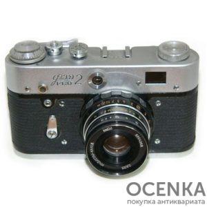 Фотоаппарат ФЭД-2Л четвертый выпуск 1969-1970 год