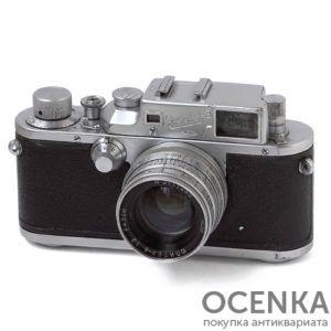 Фотоаппарат Зоркий-3 КМЗ 1951-1956 год