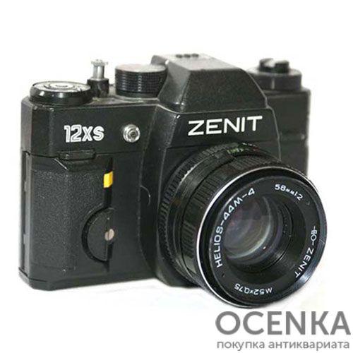 Фотоаппарат Зенит-12XS БелОМО 1990-е годы