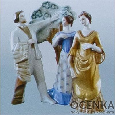 Статуэтка «Вишневый сад» (А. П. Чехов)