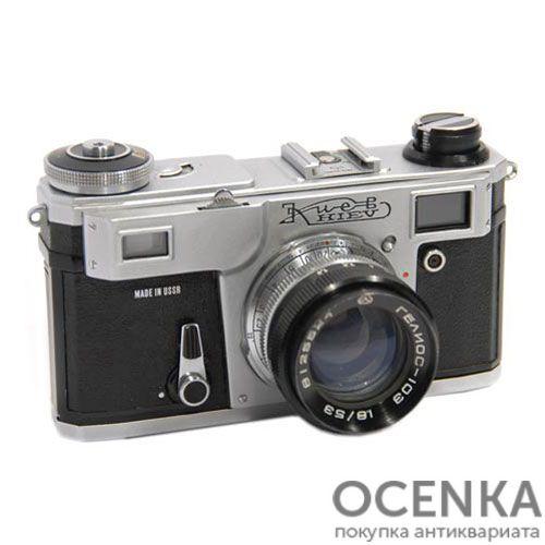 Фотоаппарат Киев-4АМ Арсенал 1980-1985 год