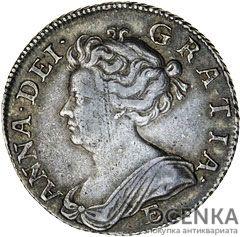 Серебряная монета 1 Шиллинг (1 Shilling) Великобритания - 5