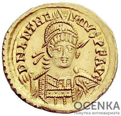 Золотой солид, Флавий Прокопий Антемий, 467-472 год