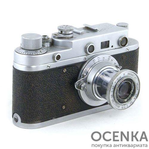 Фотоаппарат Зоркий-С КМЗ 1955-1958 год