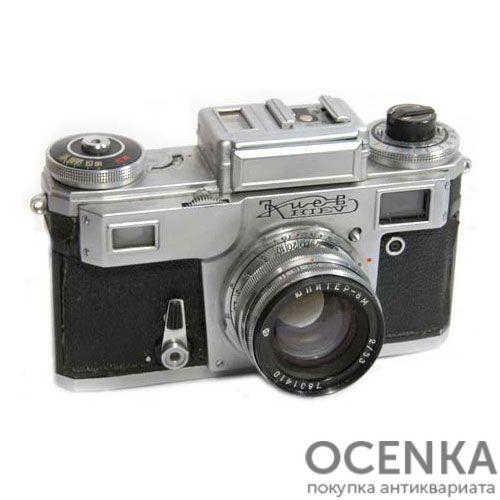 Фотоаппарат Киев-4М Арсенал 1976-1985 год