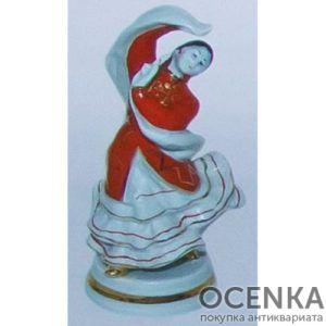 Статуэтка Башкирский танец
