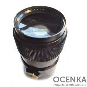 Объектив ЗМ-3Б 8.0/600 мм