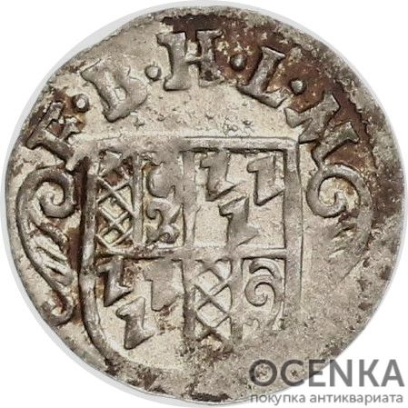 Серебряная монета 3 Пфеннига (3 Pfennig) Германия - 5