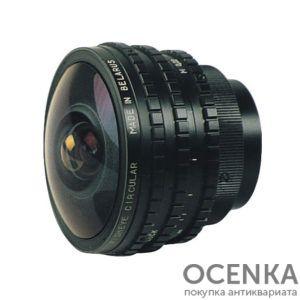 Объектив МС Пеленг 3.5/8 мм «Рыбий глаз»