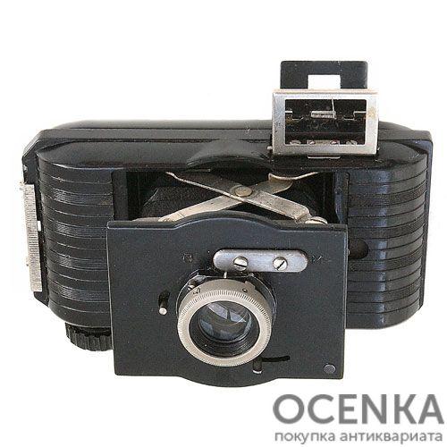 Фотоаппарат Смена (довоенная) ГОМЗ 1939-1941 год