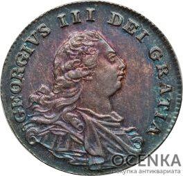 Серебряная монета 4 Пенса (4 Pence) Великобритания - 5