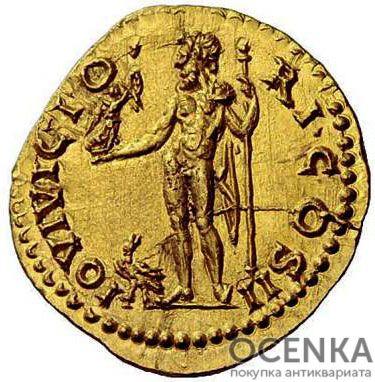 Золотой ауреус, Децим Клодий Септимий Альбин, 195-197 год - 1