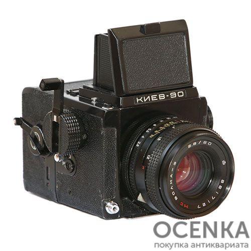 Фотоаппарат Киев-90 Арсенал 1985-1990 год