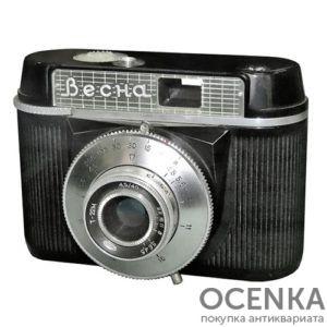 Фотоаппарат Весна БелОМО 1962-1964 год