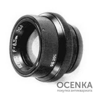 Объектив Вега-2 8.0/86 мм
