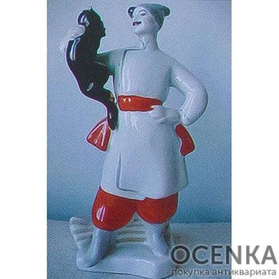 Статуэтка Вакула с чертом