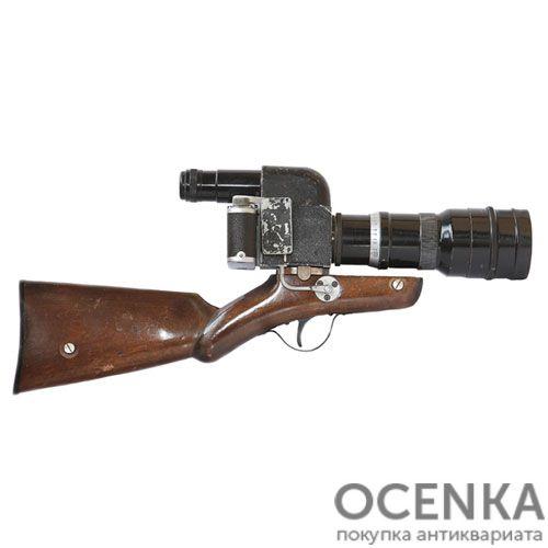 Фотоаппарат Фотоснайпер ФС-2 КМЗ 1944-1945 год