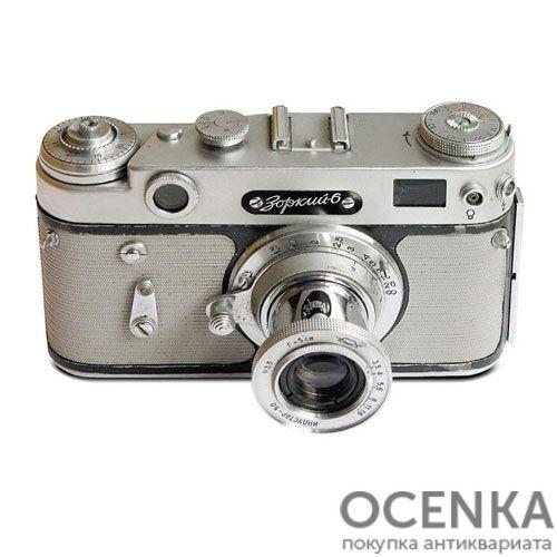 Фотоаппарат Зоркий-6 КМЗ 1959-1966 год