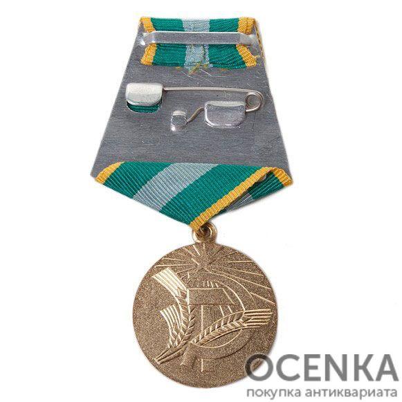 Медаль За преобразование Нечерноземья РСФСР - 1
