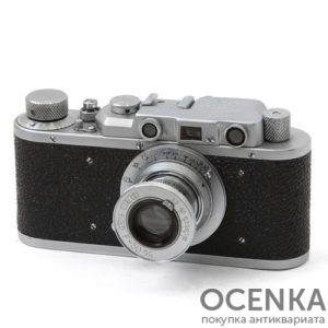 Фотоаппарат ФЭД НКВД СССР 1939-1941 год