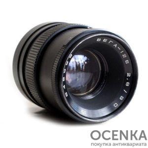 Объектив Вега-12Б, Вега-12В, 2.8/90 мм