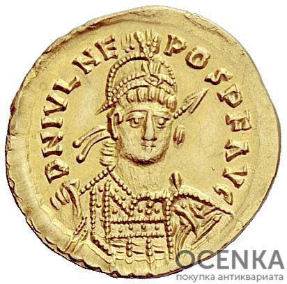 Золотой солид, Юлий Непот, 474-475 год