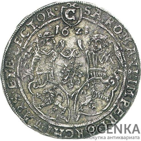 Серебряная монета 40 Грошей (40 Groschen) Германия - 4