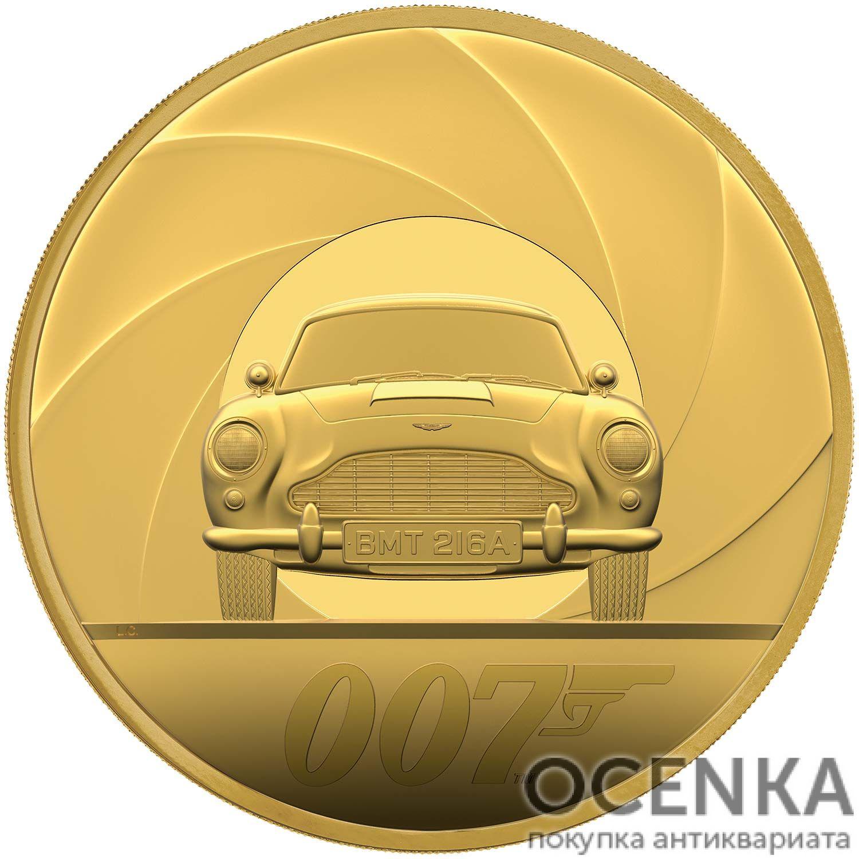 Золотая монета 7000 Pounds (7000 фунтов) Великобритания - 1