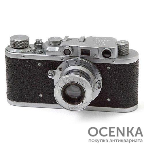 Фотоаппарат Генеральский ФЭД-Б 1938-1941 год