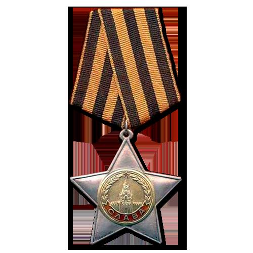 Орден боевая Слава 2 степени