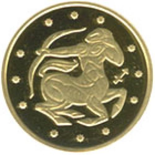 2 гривны 2007 год Стрелец