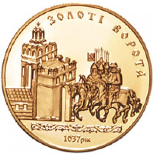 100 гривен 2004 год Золотые ворота