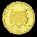 Золотые монеты Бенина