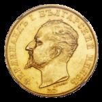 Золотые монеты Болгарии