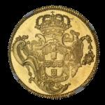 Золотые монеты Бразилии