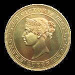 Золотые монеты Цейлона