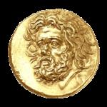 Золотые монеты Причерноморья