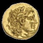 Золотые монеты Стародавней Греции