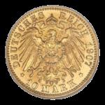 Золотые монеты Германии