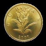 Золотые монеты Хорватии