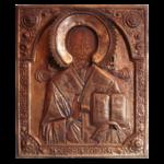 Иконы в бронзовых окладах