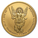 Инвестиционные золотые монеты Украины