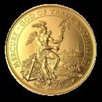 Золотые монеты Островов Кука