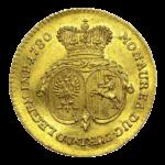 Золотые монеты Курляндии