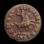 Медные монеты Петра 1