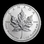 Монеты из платины и палладия