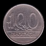 Обиходные монеты Польши