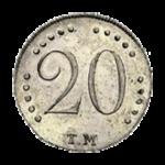 Областные и региональные серебряные монеты Императорской России